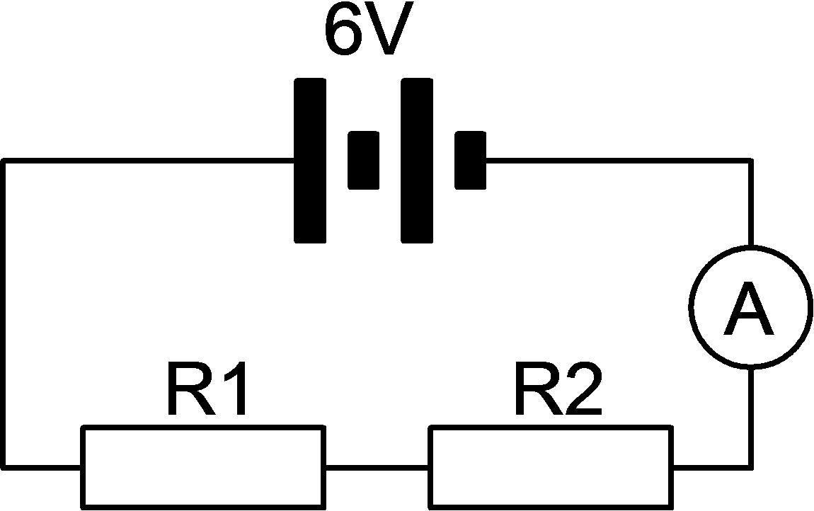 Resistors And Capacitors Electrical Dc Series Circuit Series1